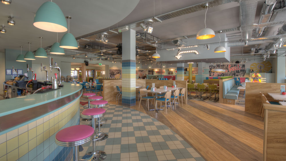 Orientrose Contracts Limited Restaurants The Diner