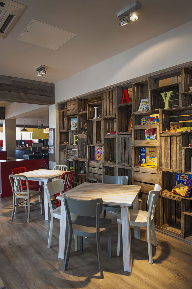 Orientrose Contracts Limited Restaurants Ludos Butlins