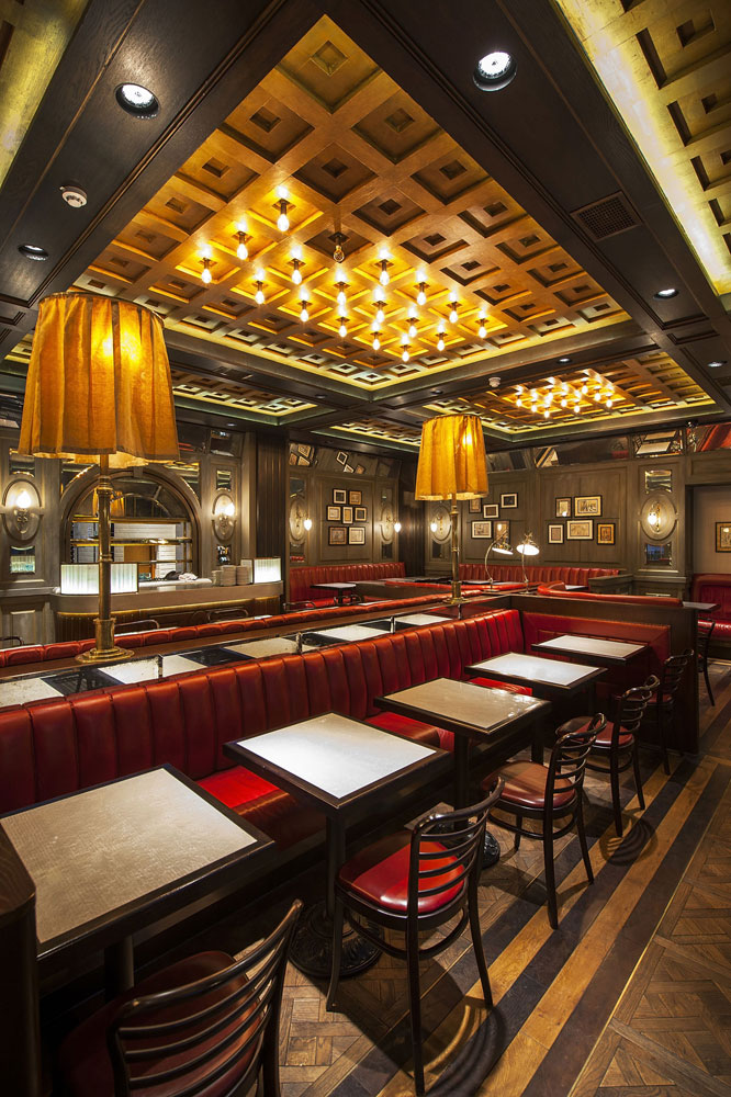 Orientrose Contracts Limited Restaurants Tuttons Braserrie